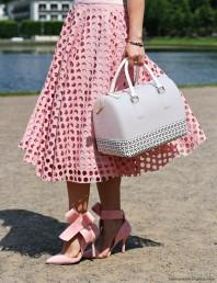 Weiße Handtasche kombinieren: 'weiße Furla Tasche' (Damen, Tasche, weiß, Bilder) | Style my Fashion