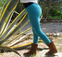 elastik jeans   fruhling outfit   Style my Fashion
