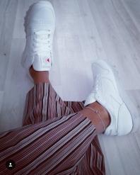 Weiße Sneakers kombinieren: 'freizeitschuhe reebok' (Damen, Schuhe, weiß, Bilder) | Style my Fashion