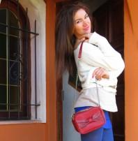 rote kleine Tasche mit Schleife | lets go shoppin... | Style my Fashion