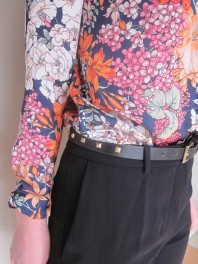 Blouse | Flowerbomb | Style my Fashion