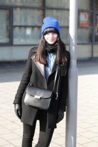 Beanie | blue beanie | Style my Fashion
