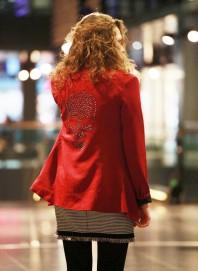 Skull Blazer | The Skull Blaze... | Style my Fashion