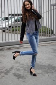 Mango Jacket | Destroyed | Style my Fashion