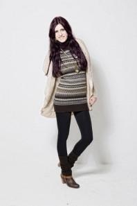 Norweger Strickkleid   Erwecke das Ren...   Style my Fashion