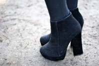 Schwarze Ankle Boots | Spring | Style my Fashion