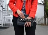 Studded Clutch | Rock'n Roll Mee... | Style my Fashion