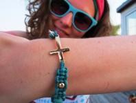 Cross-Bracelet   Outfit: Aztek S...   Style my Fashion