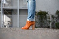 Peep Toe Ankle Boots | The Mix | Style my Fashion