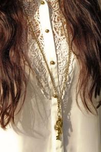 transparente Bluse | Pastelltöne | Style my Fashion