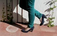 blaue pumps | Sun and Stripes | Style my Fashion