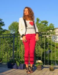 Pinke Hose   I Love Bangkok!   Style my Fashion