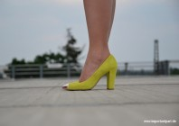 Yellow Pumps | Rock'n Roll Que... | Style my Fashion