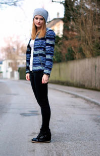 Skinny Jeans | Blue | Style my Fashion