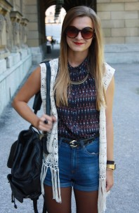 Highwaist Shorts | Eine runde Sonn... | Style my Fashion