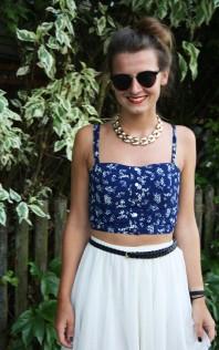 Statementkette | Bauchfrei | Style my Fashion