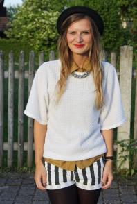 Shorts   Stripes   Style my Fashion