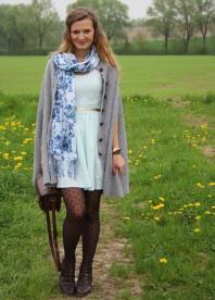 Kleid | Ein türkises Kl... | Style my Fashion