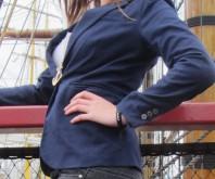Blauer Blazer | Kieler Woche Lo... | Style my Fashion