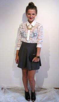 Faltenrock | Ein Designertei... | Style my Fashion