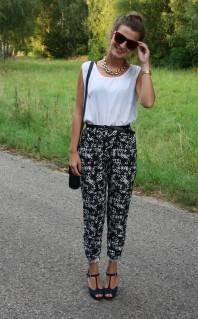 Hose | Mit einer Hose | Style my Fashion