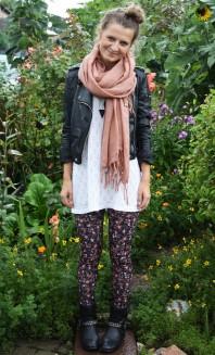 Leggings | Blümchenallarm | Style my Fashion
