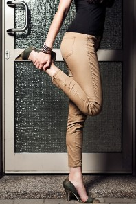 Skinny Hose mit Zippern,  | what are you lo... | Style my Fashion