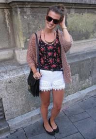 Häckelshorts | Gehäckelte Shor... | Style my Fashion