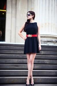 das kleine Schwarze    en vogue   Style my Fashion