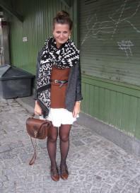 Aztekenschal   Der geschenkte...   Style my Fashion