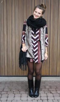Kleid  | Hallo Herbst | Style my Fashion