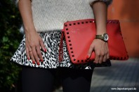 Primark Clutch | Leo Meets Tight... | Style my Fashion