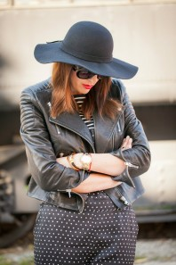 biker jacket | C'est moi ... | Style my Fashion