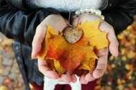 Herzkette | Herbstspazierga... | Style my Fashion