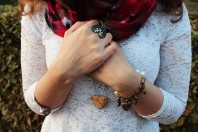 Lace-Peplum-Top | Herbstspazierga... | Style my Fashion