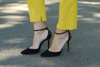 Black heels | Bright moment | Style my Fashion