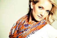 Rundhalsschal bunt | Love is simply... | Style my Fashion
