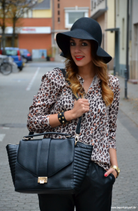 H&M Schlapphut | Jogging in leat... | Style my Fashion