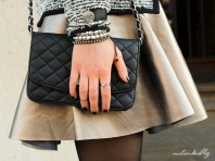 Metallic Rock | Fashionweek Out... | Style my Fashion