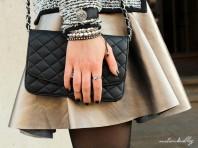 Metallic Rock | Fashionweek Out... | Style my Fashion