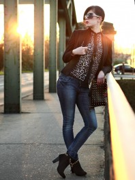 Leoparden-Bluse | We can't stop a... | Style my Fashion