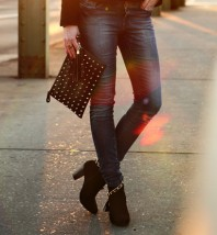 Clutch mit Nieten | We can't stop a... | Style my Fashion