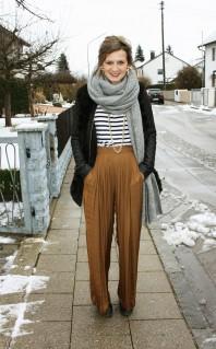 Schal | Wie Marlene | Style my Fashion