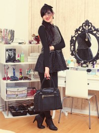 Haarreif | Back to Black | Style my Fashion