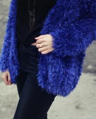 lila Cardigan   Libella Swing   Style my Fashion