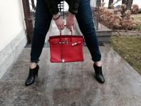 elegante Hermès Handtasche