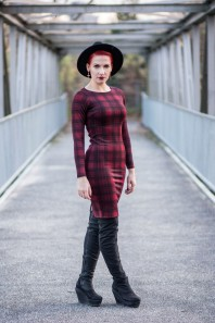 Kleid mit Karomuster | Chic Check | Style my Fashion