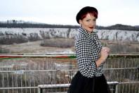 Hahnentritt | Retro Charme | Style my Fashion