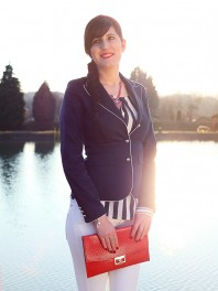 Blazer, marineblau | Maritim | Style my Fashion