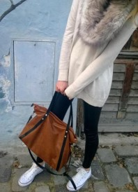 Fake-Fur Rundschal   Leather & Fur   Style my Fashion